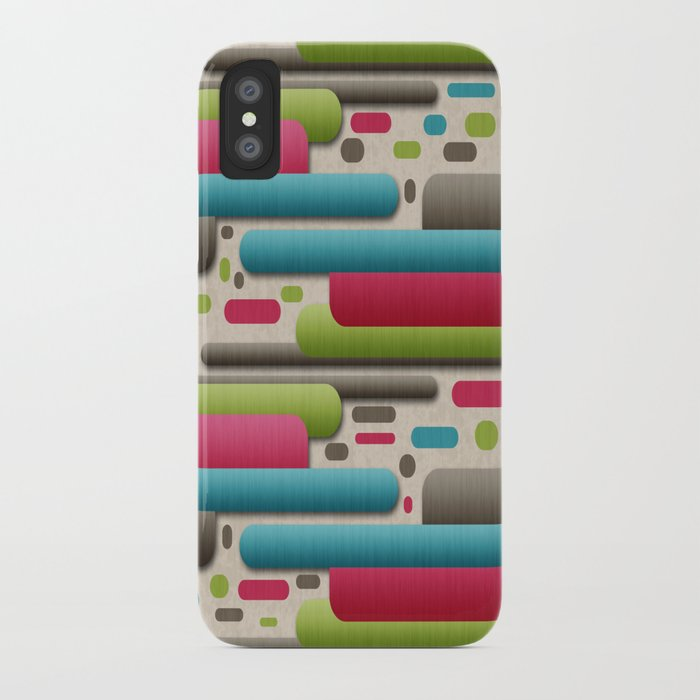 The New Retrolution. iPhone Case