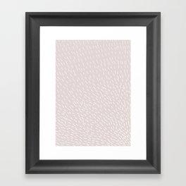 Pattern 26 Framed Art Print