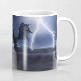 Dragon in the darkness Coffee Mug