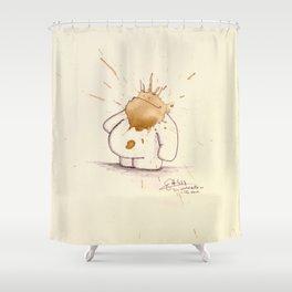#coffeemonsters 468 Shower Curtain