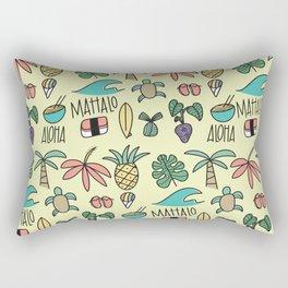 Local Kine Rectangular Pillow