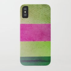 Color Joy iPhone X Slim Case