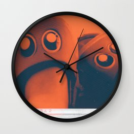 Little Summer Feets Wall Clock