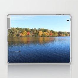 Heavenly Golden Reflection Laptop & iPad Skin