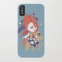 kuroshitsuji iPhone & iPod Cases featuring Kuroshitsuji: Little Joker by El Cadejos