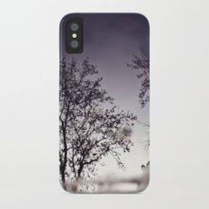 Puddletree iPhone X Slim Case