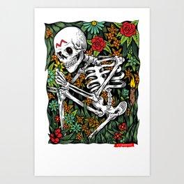 Catrin Art Print