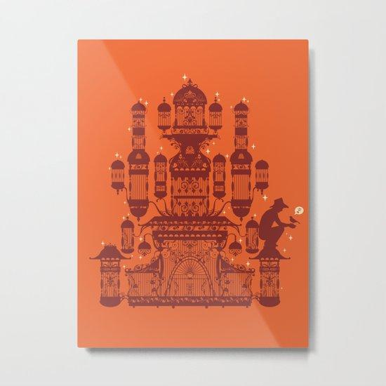 Surprise Gift Metal Print