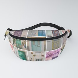 Travel Door Collection Fanny Pack
