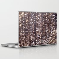 silver Laptop & iPad Skins featuring silver by Sylvia Cook Photography