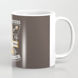 Game Changers are Born in September Coffee Mug