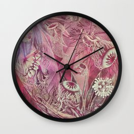 Sealife Wall Clock