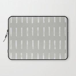 dash grey Laptop Sleeve