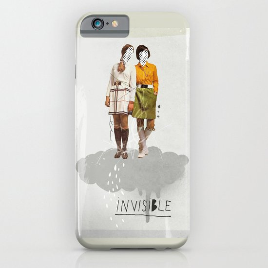 Invisible | Collage iPhone & iPod Case