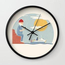 My RC Boat Wall Clock