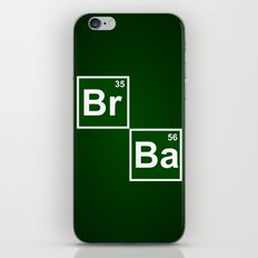 Breaking Bad 2 (Ba 56 Pillow) iPhone & iPod Skin