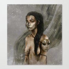 The Nameless III.  Canvas Print