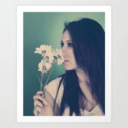 your scent Art Print