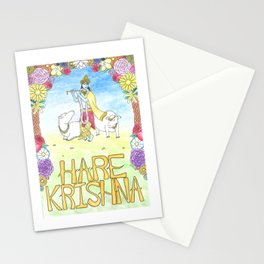 Hare Krishna Stationery Cards
