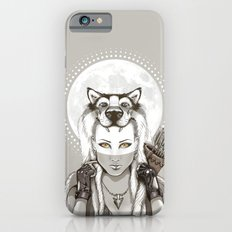 Fear Makes the Wolf... Slim Case iPhone 6