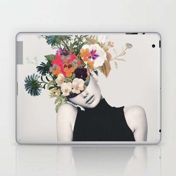 Floral beauty Laptop & iPad Skin