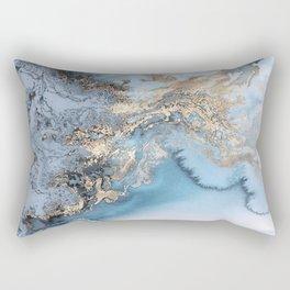Gold immersion Rectangular Pillow