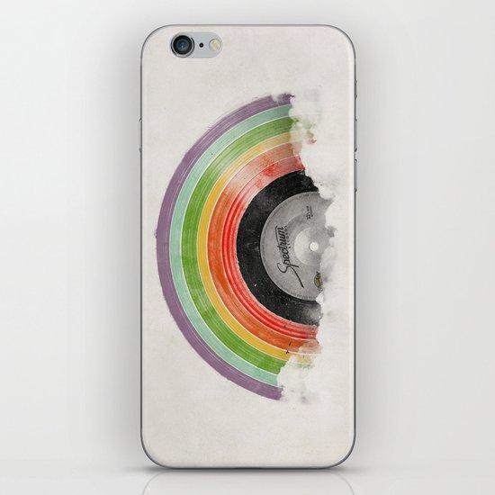 Rainbow Classics iPhone & iPod Skin