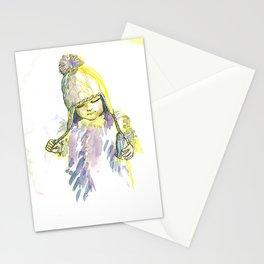 Fashion Kid 3 Stationery Cards