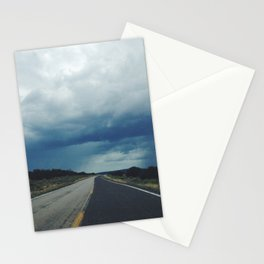 New Mexico back road Stationery Cards