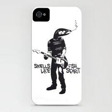 SMELLS LIKE FISH SPIRIT Slim Case iPhone (4, 4s)
