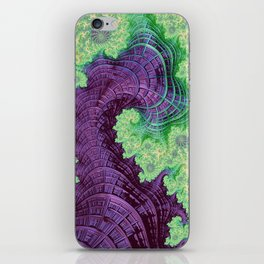 ABSTRACT.COLONIZATION iPhone Skin