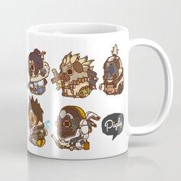 Pugliewatch Collection 1 Coffee Mug