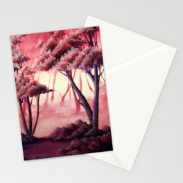 Vision in Pink  Stationery Cards