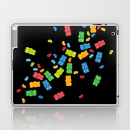 Jelly Beans & Gummy Bears Explosion Laptop & iPad Skin