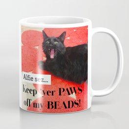 Alfie Sez Coffee Mug