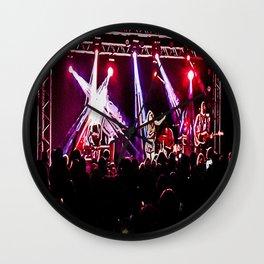 Music show Wall Clock