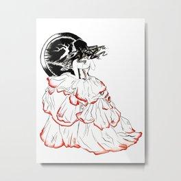 Porthole Metal Print