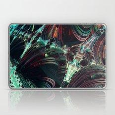 enterprise pattern fractal Laptop & iPad Skin