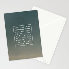 III. Find Happiness Stationery Cards