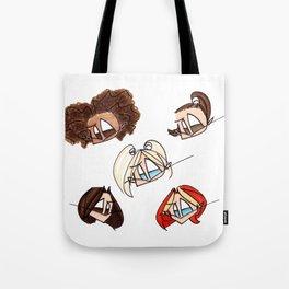 Wannabe! Tote Bag