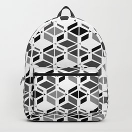 Black and white , creative 2 Backpack