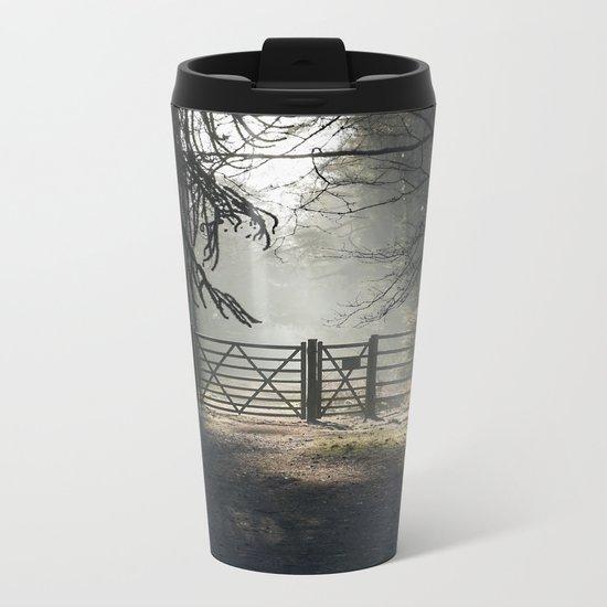 Sunlit Gateway 2 Metal Travel Mug
