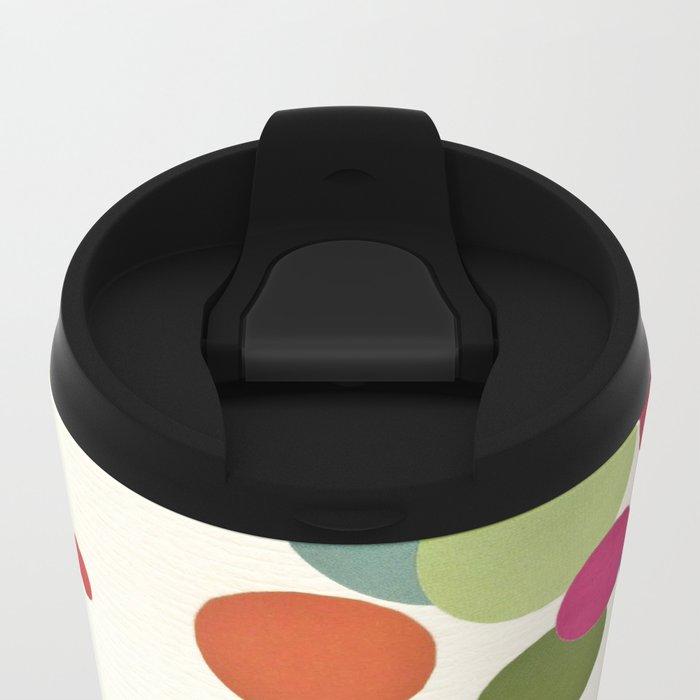 Colour Television Metal Travel Mug