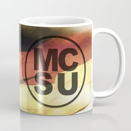MCSU Flag Logo Coffee Mug