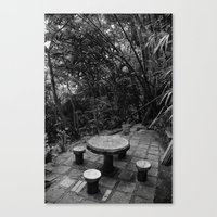 philosophy Canvas Prints featuring Philosophy by Robin S