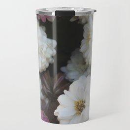Romantic Petals Travel Mug