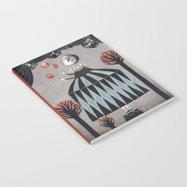 The Juggler's Hour Notebook