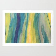 Aquatic Accessory Art Print