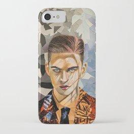 Hero Tiffin Mosaic iPhone Case