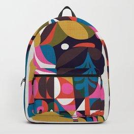 Nordic Pug Backpack